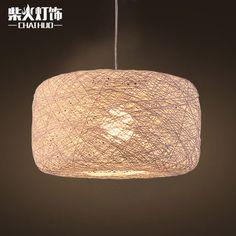 Goedkope vintage industriële hout hanger touw licht lamp armatuur lamparas colgantes lampadario schorsing armatuur e27 lampara techo, koop Kwaliteit hanglampen rechtstreeks van Leveranciers van China: