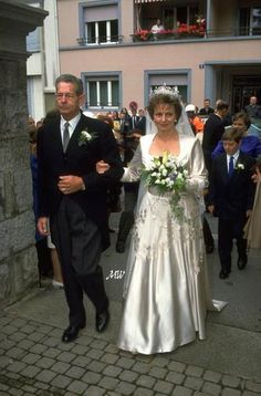 Princess Margareta with her father, Michael I of Romania Royal Brides, Royal Weddings, Michael I Of Romania, Romanian Royal Family, Royal Family Trees, Grand Duchess Olga, First Daughter, Royal House, Kaiser