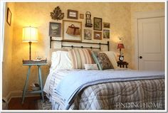 Guest Bedroom Decorating Ideas at Finding Home