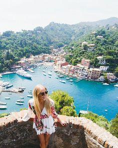 Portofino, Italy ☀️
