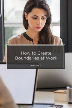 Your ability to create boundaries is one of the most memorable, effective ways to differentiate and express yourself. www.levo.com