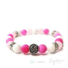Kínai szerencsecsomó szimbólumos ásvány karkötők Pandora Charms, Bracelets, Jewelry, Style, Bangles, Jewlery, Jewels, Bracelet, Jewerly