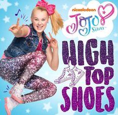 Wow JoJo Siwa NEW SONG HIGH TOP SHOES#siwanatorz#jojosiwa #hightopshoes#nickelodeon