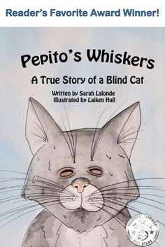 This true story is perfect for teaching about disabilities, animal senses, and compassion! It has been given a rating by Reader's Favorite! Mad Science, Stem Science, Science Lessons, First Grade, Second Grade, Grade 2, Teaching Kindergarten, Teaching Ideas, Teaching Resources