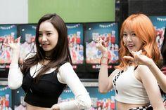 Dal Shabet Woohee & Serri
