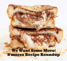 We Want Some More! S'mores Recipe Roundup