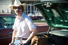 Matthew McConaughey stars as Ron Woodroof in Jean-Marc Vallée's fact-based drama, DALLAS BUYERS CLUB, a Focus Features release. Photo Credit: Anne Marie Fox / Focus Features