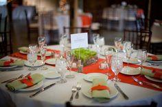 some orange ideas  Modern Orange Bluemont Vineyard Wedding Kristen Gardner Photography 91 550x366 Leah + Evans Modern Orange Wedding at Bluemont Vineyard (Part 2)
