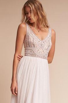 Ivory Sterling Dress | BHLDN
