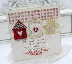 Ill Walk With You card - PTI