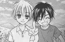 Kitchen Princess-  Sora and Daichi! <3