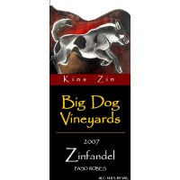 Standout label - but I like the winery name as well.