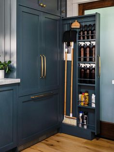30 Small Kitchen Storage Ideas
