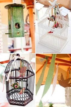 Throw a Baby Bird themed shower!