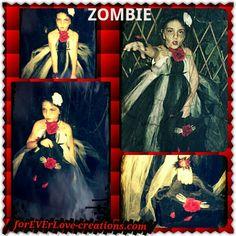 I see Zombie people..