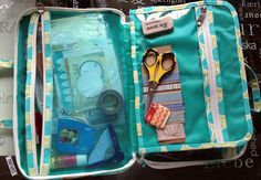 Memories & More: Smashing Travel Case