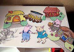 Three Little Pigs Story