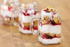 Ardanın Mutfağı Meyveli Yoğurtlu Parfe