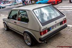Volkswagen Golf Mk1, Golf Mk2, Vw Cars, Karting, Cool Cars, Dream Cars, Classic Cars, Hatchbacks, Truck