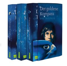 Der Goldene Kompass - Das Magische Messer - Das Bernstein-Teleskop | Philip Pullman