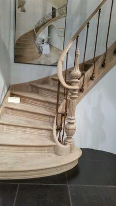 houten trap batibouw