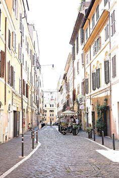 Rome's Hippest Neighborhoods - History In High Heels