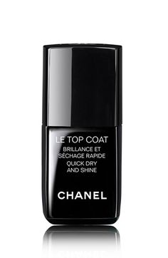 CHANEL LE TOP COAT  Quick Dry and Shine available at #Nordstrom