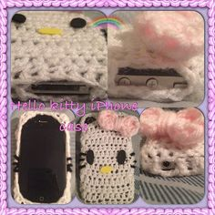 Hello Kitty Iphone case by Daysiecreations on Etsy, $15.00