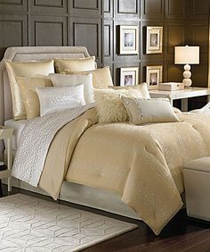 a humungous bed