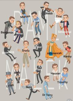 Most of Rami's roles in a gorgeous graphic. Rami Said Malek, Rami Malek, Until Dawn, Night At The Museum, Mr Robot, French Girls, Freddie Mercury, Love Book, I Fall In Love