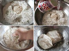preparare paine cu ceapa si paine cu masline 2 Ice Cream, Desserts, Food, No Churn Ice Cream, Tailgate Desserts, Deserts, Icecream Craft, Essen, Postres