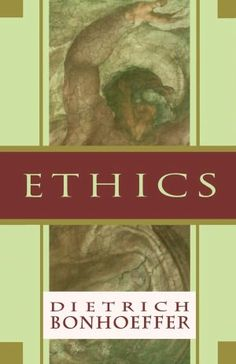 Ethics. Great book.