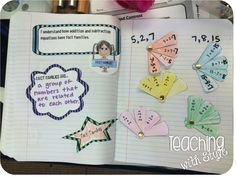 MATH~FACT FAMILY by houtster on Pinterest | Math, Addition And ...