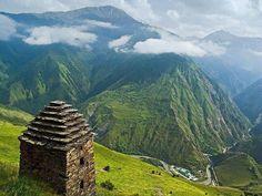 Chechnya Republic, Russia,  Кавказ.