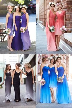 Ombre is the perfect way to add a little something extra – or a lot of something special – to your big day. From the flowers, to your wedding cake, to the bridesmaid dresses – and everything in between – ombre is everywhere.