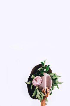 ACCESSORY | Festival hat, faça você mesmo, carnaval, inspiração, acessório, DIY, chapéu com flores
