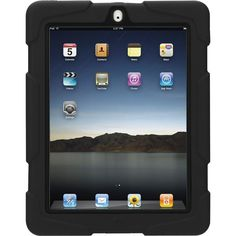 Griffin GB02480 Survivor Extreme-duty Military case for the new iPad (4th Generation), iPad 3 and iPad 2