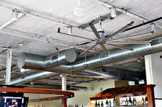 industrial spiral duct | Spiral Duct System | Self-Sealing Duct | Macy Industries