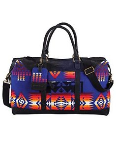 I LOVE ANYTHING FROM PENDLETON - CHIEF JOSEPH WEEKENDER
