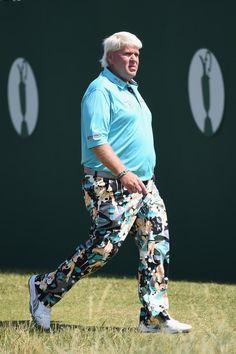This is your 1995 British Open champion. Go get 'em John ! Robert Rock, Pga Tour Players, Golf Baby, John Daly, British Open, Golf Style, Carolina Hurricanes, Golf Lessons, World Of Sports