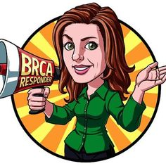 Amy Byer Shainman @BRCAresponder ON TWITTER!   BRCA Hereditary Cancer Genetics Science genetic counseling genetic testing education information cancer research knowledge support resources #GenCSM