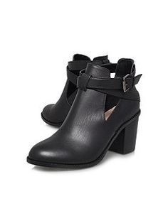 Tessa Mid Heeled Ankle Boots