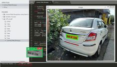 Detecting Number Plate using Image Processing and Pi Pi Projects, Arduino Projects, Electronics Projects, Automatic Number Plate Recognition, Raspberry Projects, Raspberry Pi Computer, Video Surveillance Cameras, Computer Coding, Facial Recognition