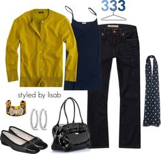 """""""Project 333 September 2011"""" by lisabfashion ❤ liked on Polyvore"""