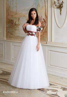 suknia regionalna Radomiła podhalanka zakopiańskie motywy folk