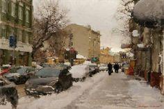 Anatoliy Kolugin. Russian painter