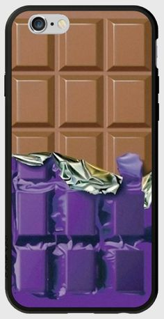 Chocolate Candy Bar in Purple Wrapper Hard Plastic Case for Apple iPhone 5 Iphone 4s Covers, Iphone Cases, 4s Cases, Iphone 5s, Diy Phone Case, Cute Phone Cases, Apple Iphone 5, Plastic Case, Ipad Mini
