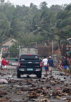 Government to match Canadians' donations to Typhoon Haiyan relief