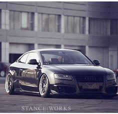 Audi    Stance | Works