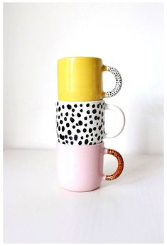 #coffee #mug #aesthetic Cheap Coffee Mugs Products Cute Coffee Mugs Aesthetic Cheap Coffee Mugs, Coffee Mugs Vintage, Unique Coffee Mugs, Coffee Cup, Creative Coffee, Pottery Designs, Mug Designs, Pottery Mugs, Ceramic Pottery